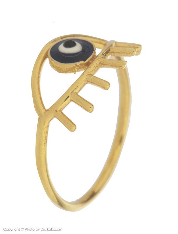 انگشتر طلا 18 عیار زنانه میو گلد مدل RG55-54