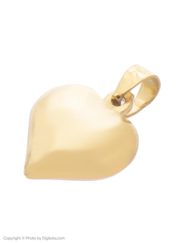 آویز گردنبند طلا 18 عیار زنانه میو استار مدل N177