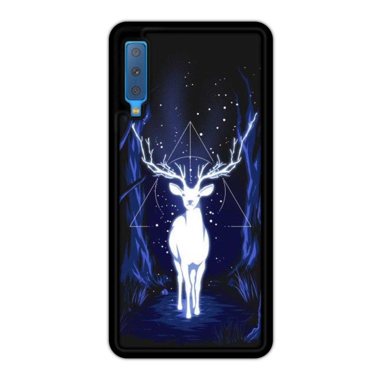 کاور آکام مدل Aasev1425 مناسب برای گوشی موبایل سامسونگ Galaxy A7 2018