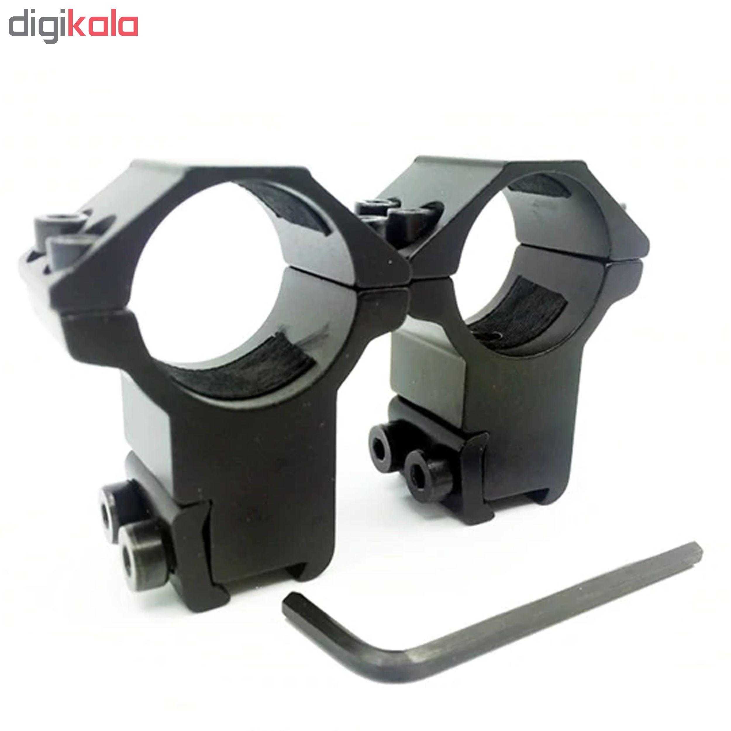 دوربین تفنگ هاوک کد 50-16-4  IR-OA