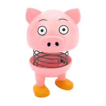 عروسک فنری طرح خوک کد P02