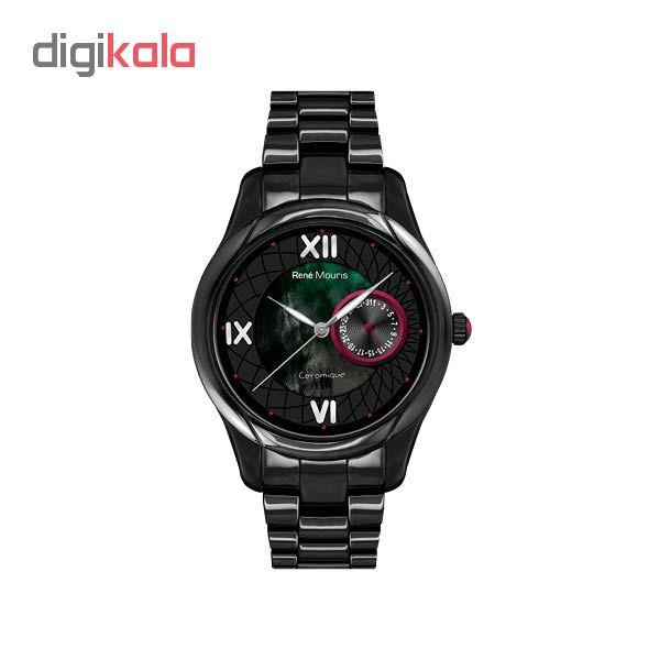 ساعت مچی عقربه ای زنانه رنه موریس مدل  Dream2 60102 RM5