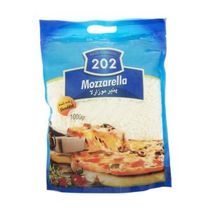 پنیر پیتزا موزارلا 202 - 1 کیلوگرم