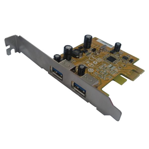 هاب USB 3.0 دو پورت PCI-E ویپرو مدل P2OE