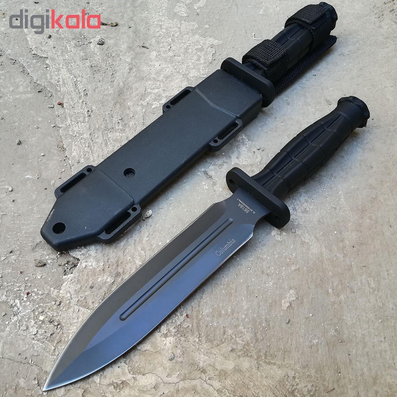چاقوی سفری کلمبیا کد B21 main 1 3