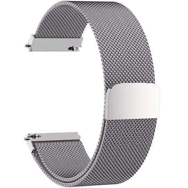 بند مدل Milanese مناسب برای ساعت هوشمند سامسونگ Gear S4 SM-R810 42mm