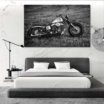 تابلو شاسی سری برترین موتور سیکلت های جهان طرح هارلی دیویدسون کد 517
