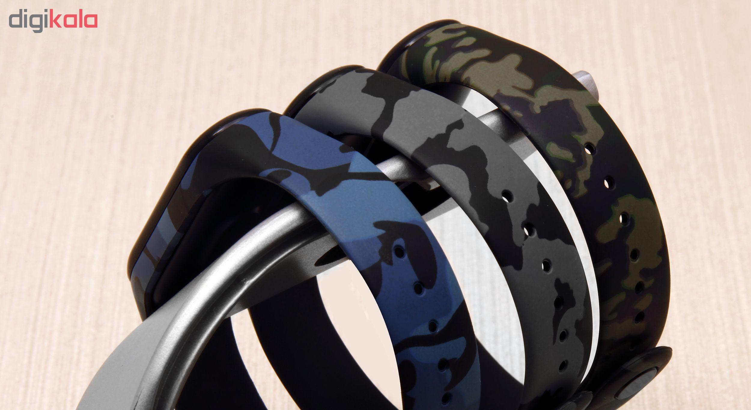 بند سومگ مدل SMG-AP1 مناسب برای مچ بند هوشمند شیائومی Mi Band 4  بسته 3 عددی main 1 10