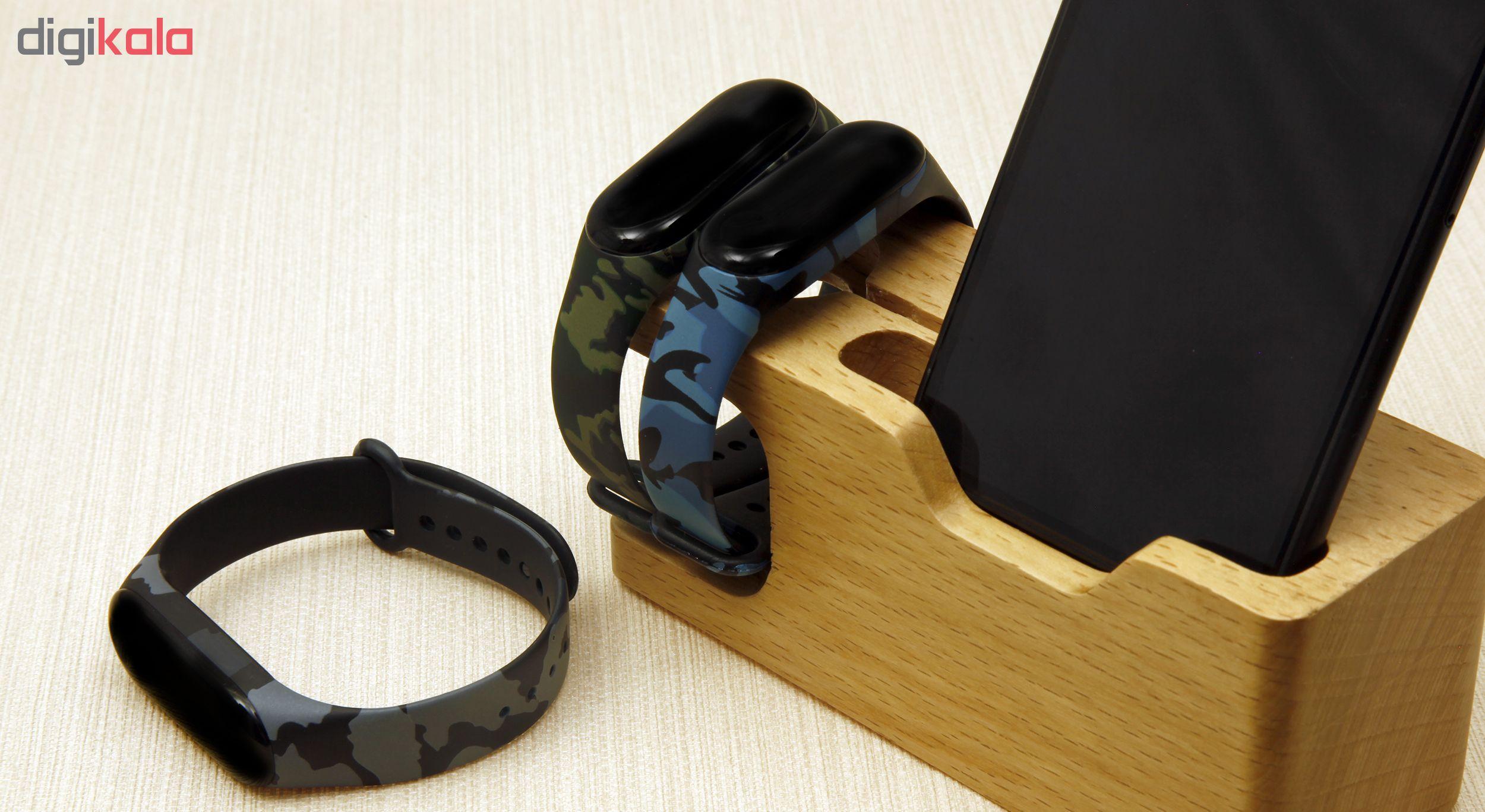 بند سومگ مدل SMG-AP1 مناسب برای مچ بند هوشمند شیائومی Mi Band 4  بسته 3 عددی main 1 11