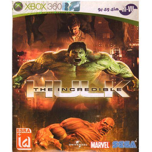 بازی HULK مخصوص  360 XBOX
