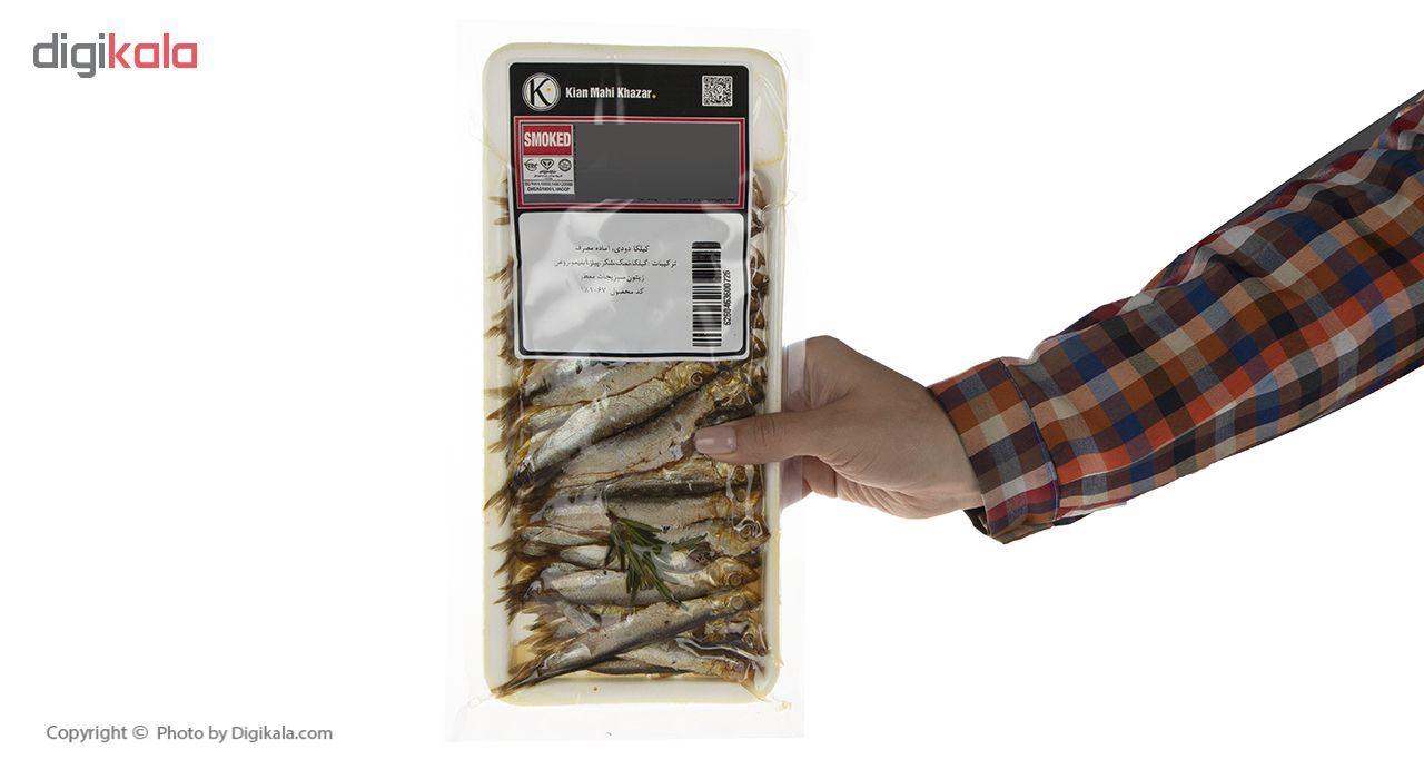 کیلکا دودی کیان ماهی خزر مقدار 250 گرم main 1 2
