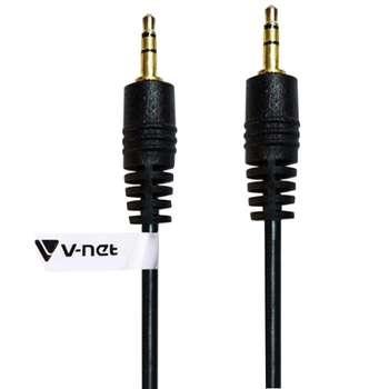 کابل انتقال صدای 3.5 میلی متری وی نت مدل aw-15   طول 1.5 متر