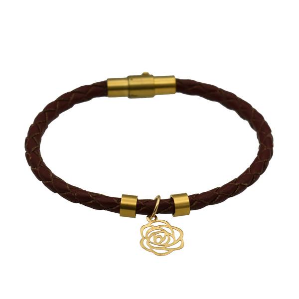 دستبند نقره زنانه کد 311s2