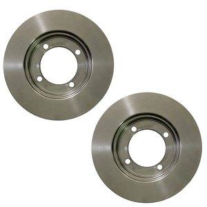 دیسک ترمز چرخ جلو کد 0011 مناسب برای پراید بسته دو عددی