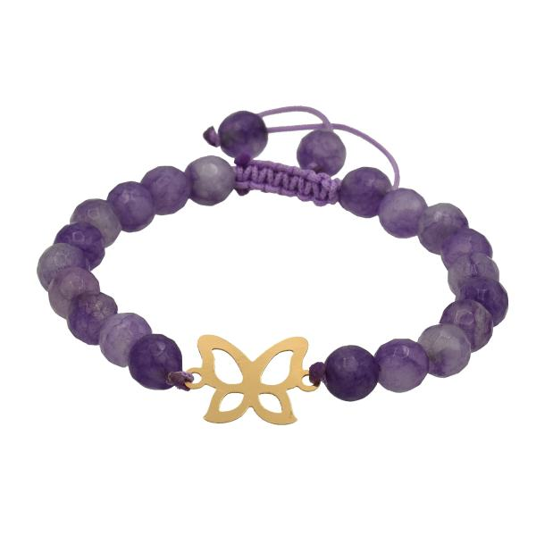 دستبند نقره زنانه کد 299s7