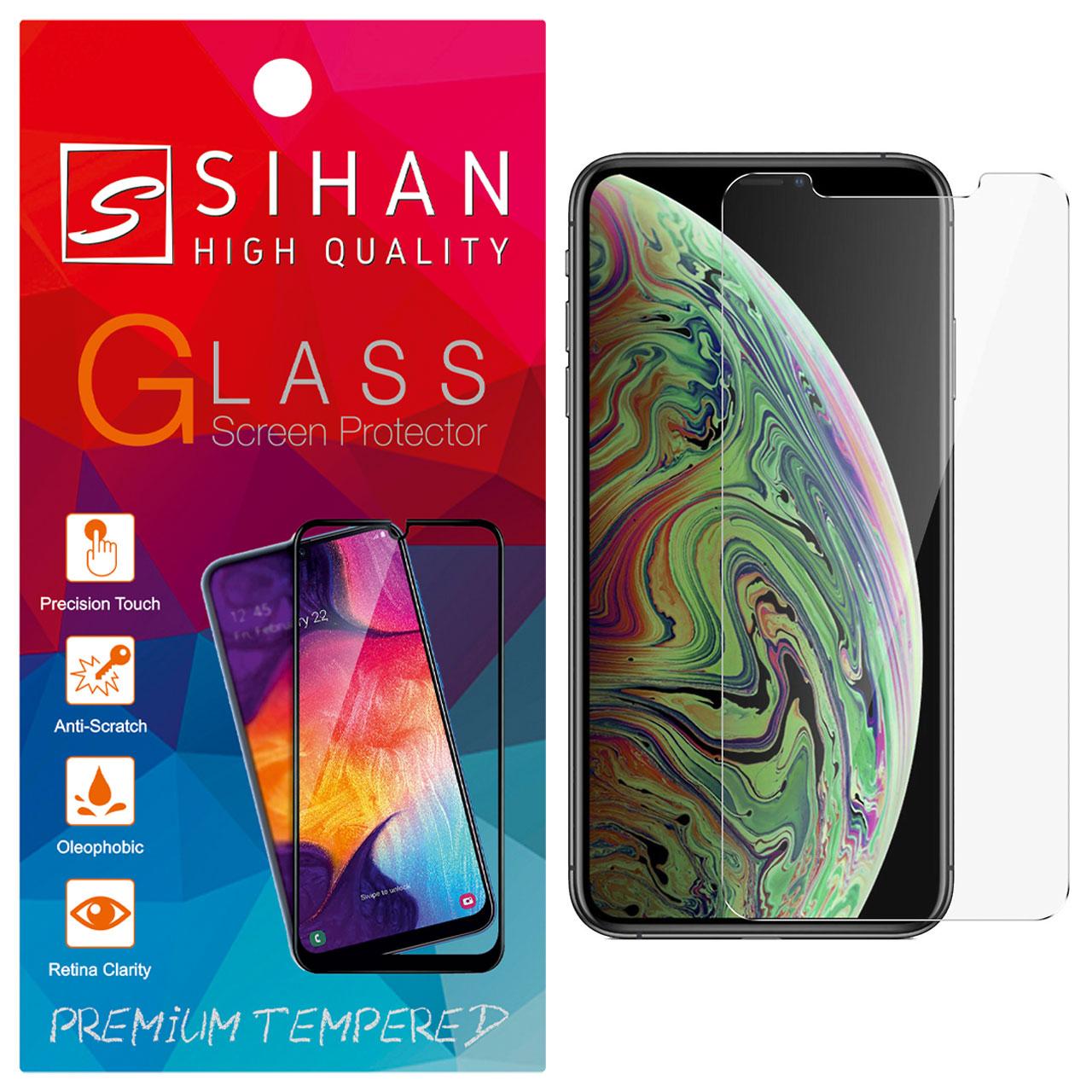 محافظ صفحه نمایش سیحان مدل CLT مناسب برای گوشی موبایل  اپل iphone Xs Max