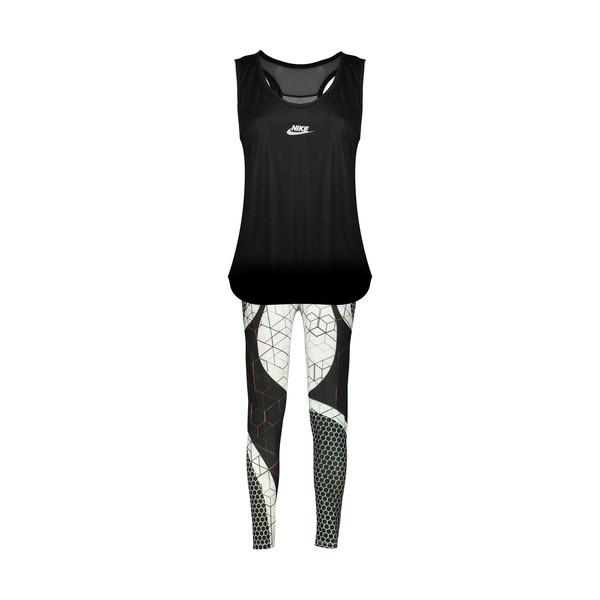 ست تاپ و لگینگ ورزشی زنانه کد SP01