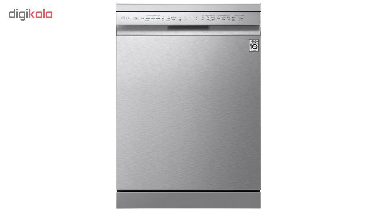 ماشین ظرفشویی ال جی مدل XD77  LG XD77 Dishwasher