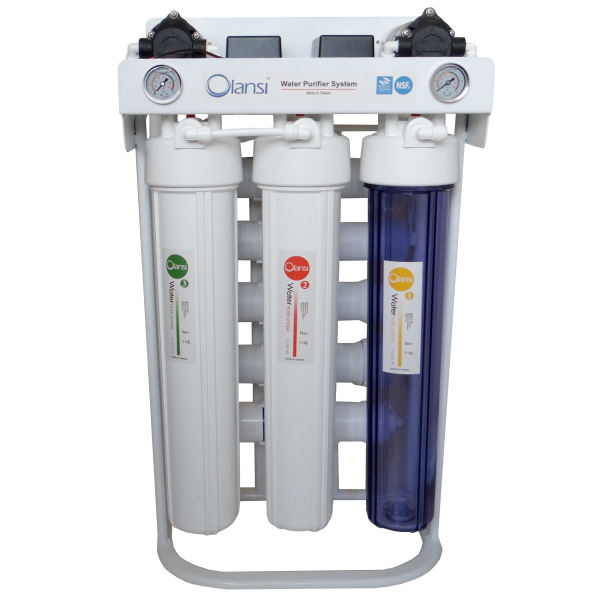 دستگاه تصفیه کننده آب اولانسی مدل 500G -A