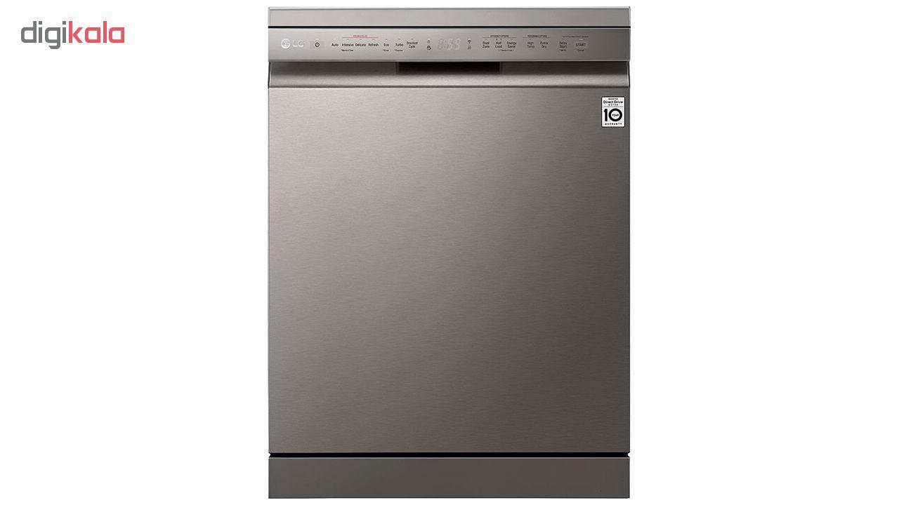ماشین ظرفشویی ال جی مدل XD90  LG XD90S Dishwasher