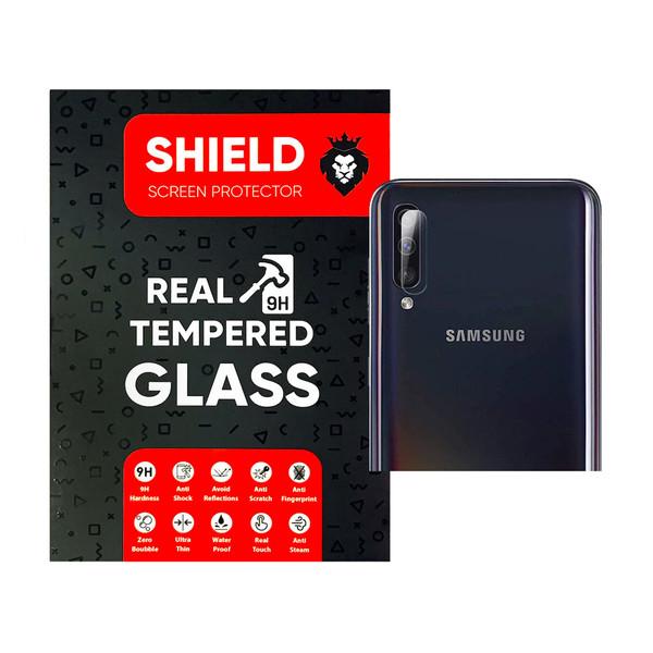 محافظ لنز دوربین شیلد مدل CLP مناسب برای گوشی موبایل سامسونگ Galaxy A50