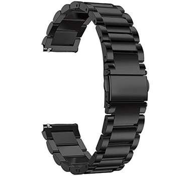 بند مدل 3Beads مناسب برای ساعت هوشمند سامسونگ Gear S4 SM-R810 42mm