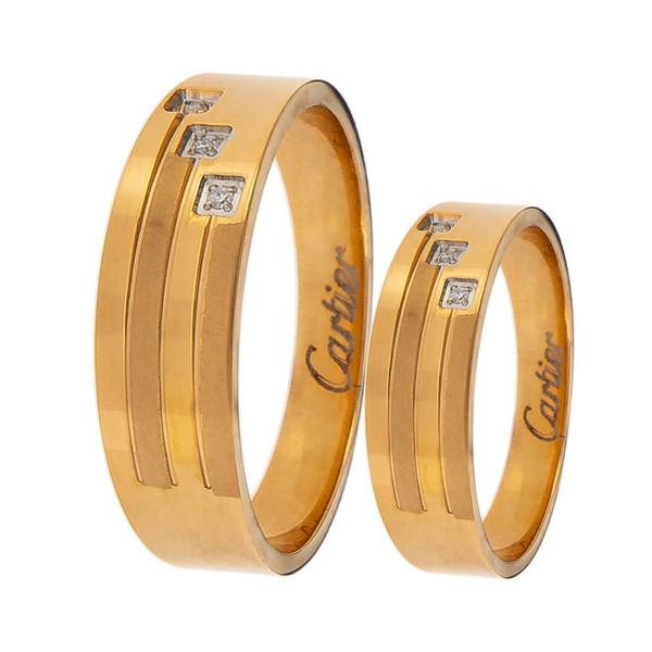 ست انگشتر زنانه و مردانه مون لایت  کد R2200