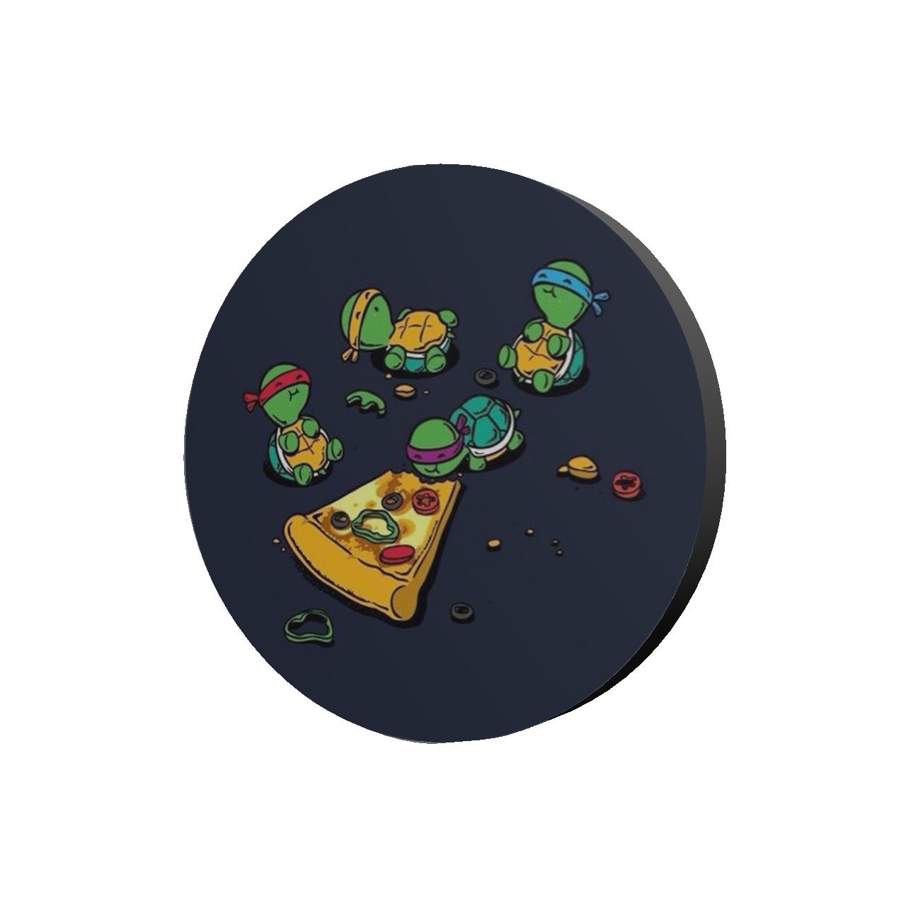 استیکر طرح لاکپشت های نینجا  کد 276