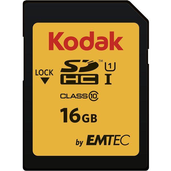 کارت حافظه SDHC امتک کداک کلاس 10 استاندارد UHS-I U1 سرعت 85MBps 580X ظرفیت 16 گیگابایت