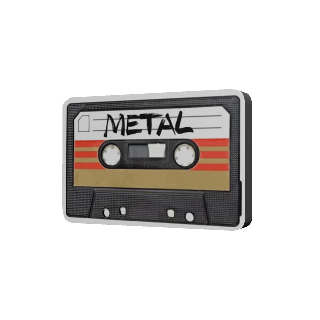 استیکر طرح Metal کد 285
