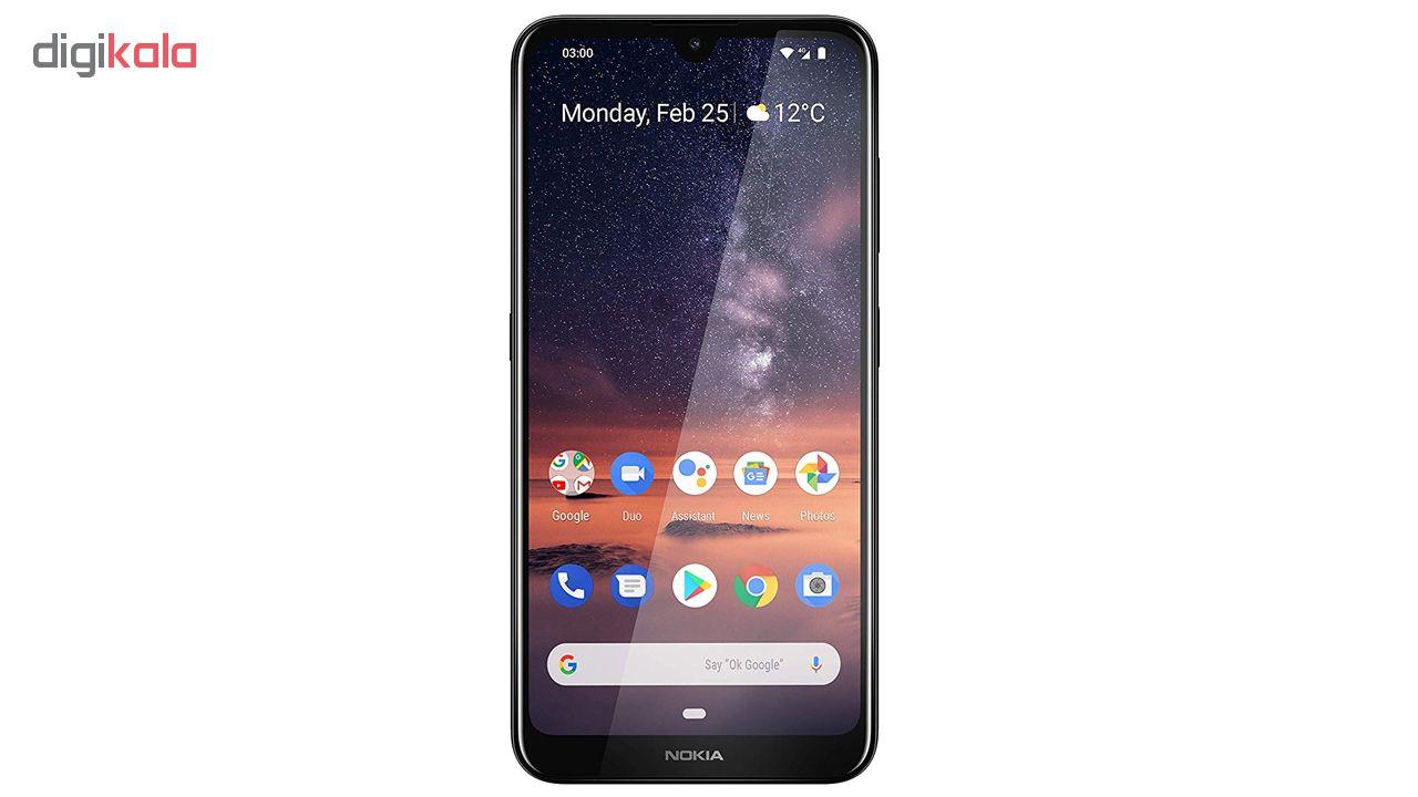گوشی موبایل نوکیا مدل 3.2 دو سیم کارت با ظرفیت 64 گیگابایت - با برچسب قیمت مصرف کننده                             Nokia 3.2 Dual SIM 64GB Mobile Phone