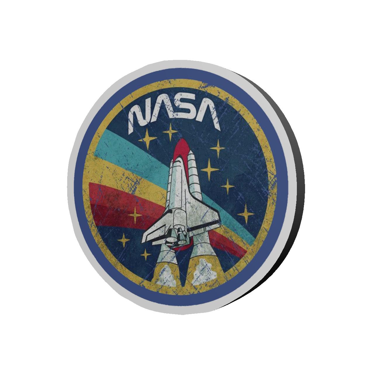 خرید اینترنتی [با تخفیف] استیکر طرح ناسا کد 292 اورجینال