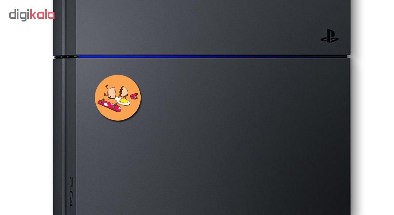 خرید اینترنتی استیکر طرح تخم مرغ کد 295 اورجینال