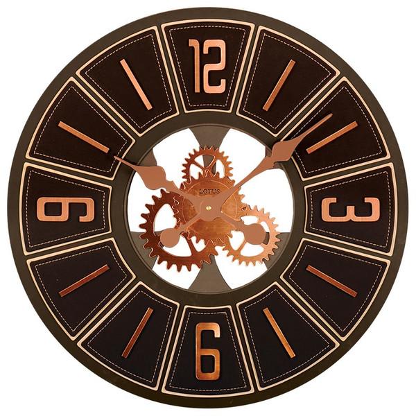 ساعت دیواری لوتوس کد 2203