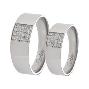 ست انگشتر زنانه و مردانه مون لایت کد R2223