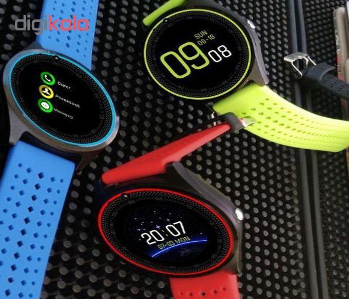 ساعت هوشمند نوا پلاس مدل v9 main 1 3