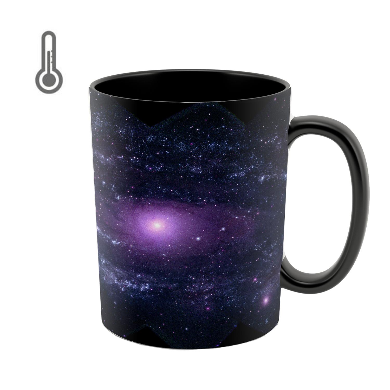 عکس ماگ حرارتی طرح کهکشان کد 01