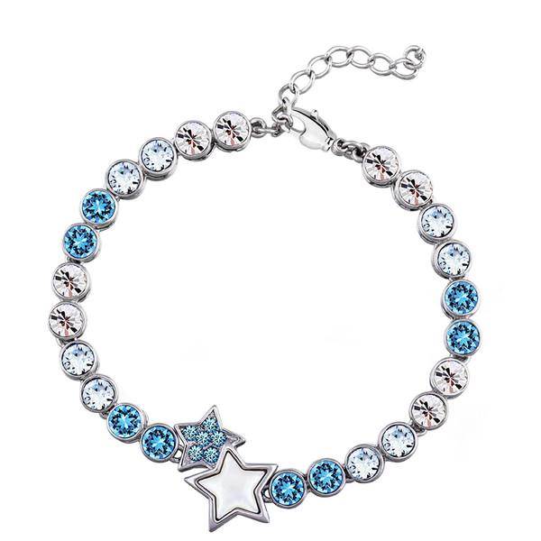 دستبند زنانه شهر جواهر کد SJ-BC014