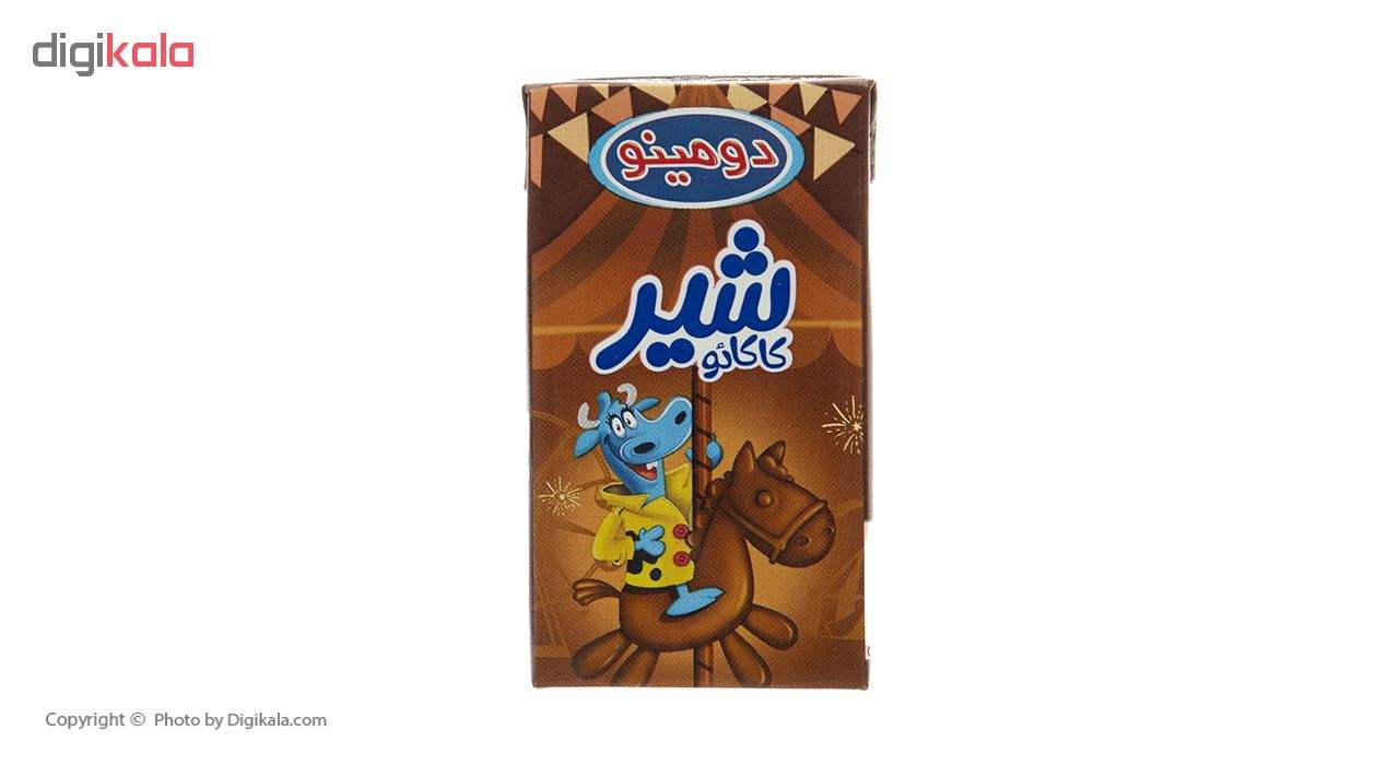 شیر کاکائو دومینو حجم 125 میلی لیتر main 1 1