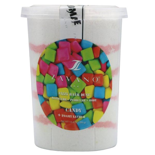 پودر مانیکور و پدیکور زاوانو مدل Candy وزن 380 گرم