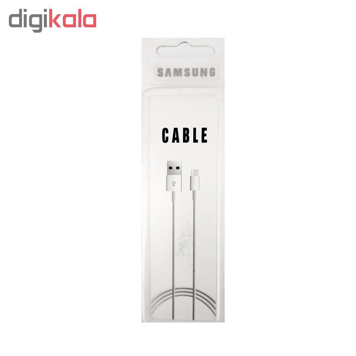کابل تبدیل USB به USB-C سامسونگ مدل EP-DG950 طول 1.2 متر main 1 1