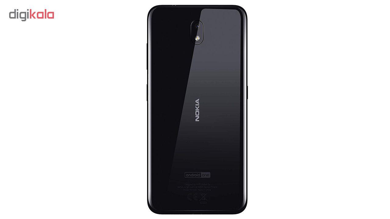 گوشی موبایل نوکیا مدل 3.2 دو سیم کارت با ظرفیت 16 گیگابایت  - با برچسب قیمت مصرف کننده