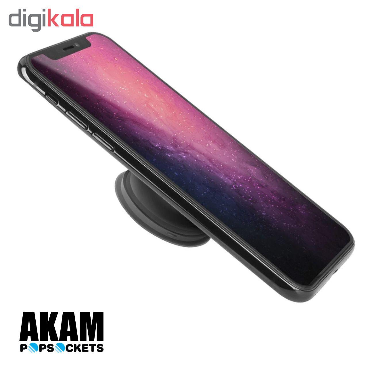 پایه نگهدارنده گوشی موبایل پاپ سوکت آکام مدل APS0079 main 1 7