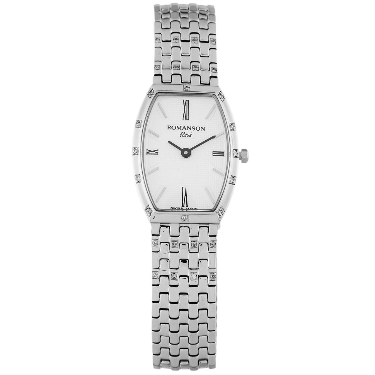 ساعت مچی عقربه ای زنانه رومانسون مدل EM9250UL1WAS2B 54