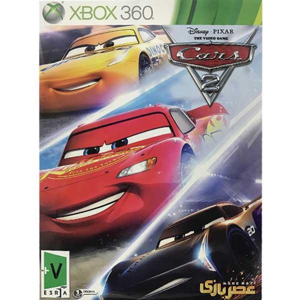 بازی CARS 2 مخصوص XBOX 360