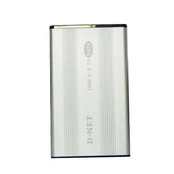 باکس تبدیل SSD و هارد USB 2.0 دی-نت مدل f