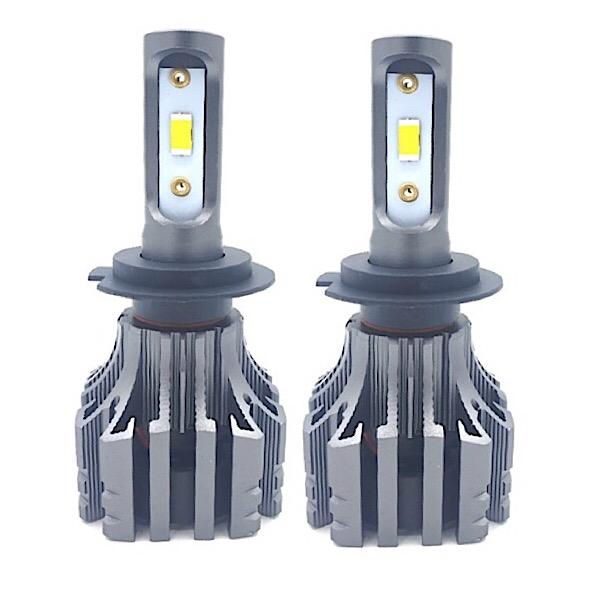 لامپ هدلایت خودرو مدل D22 H7flipبسته ۲ عددی