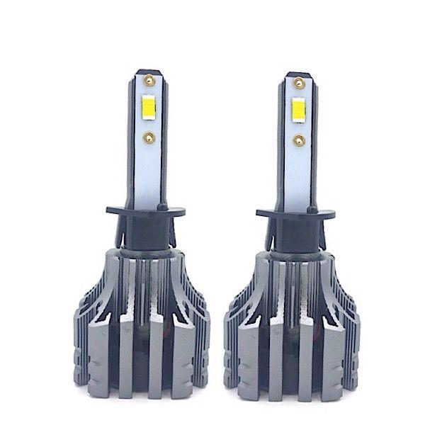 لامپ هدلایت خودرو مدل D22 H1flip بسته ۲ عددی