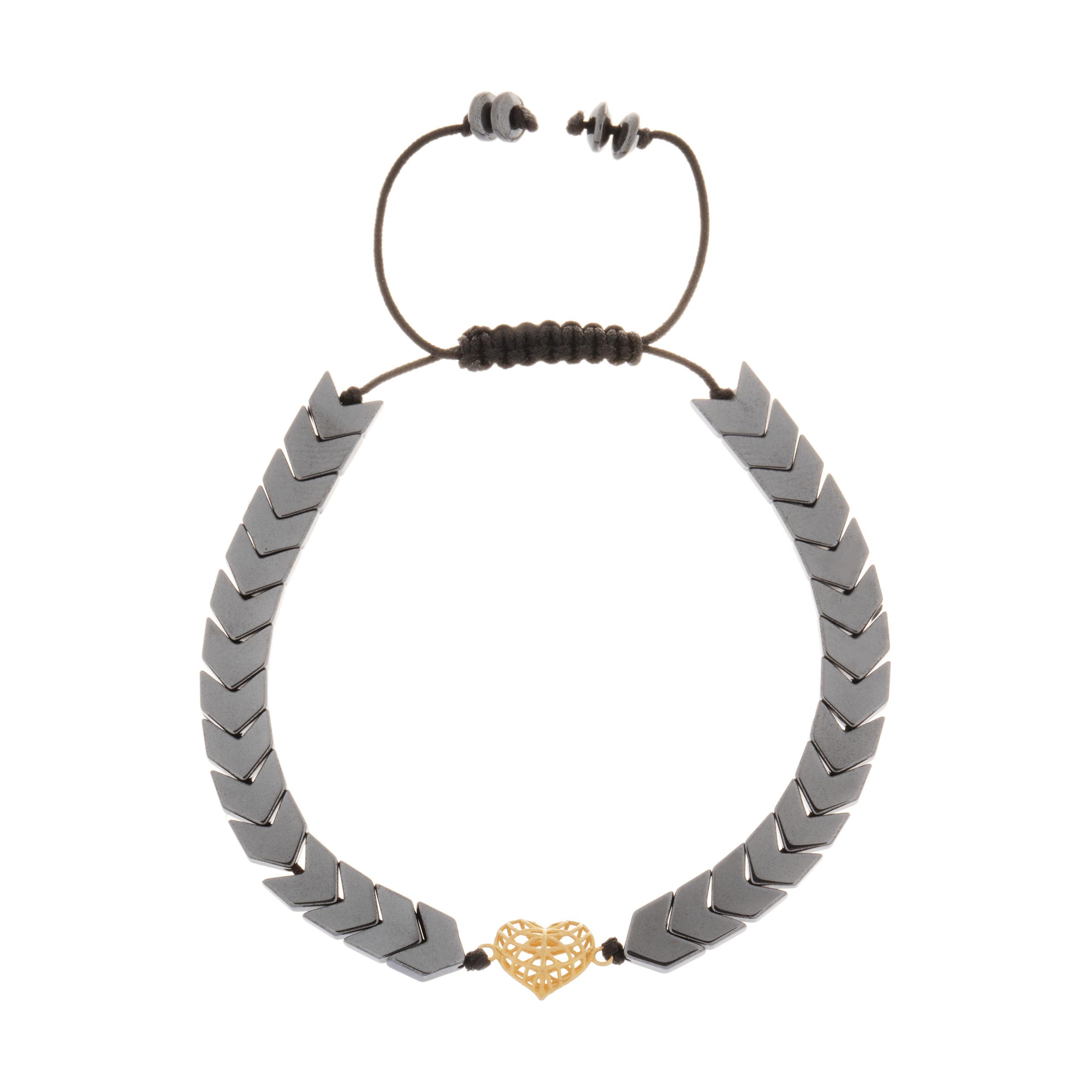 دستبند طلا 18 عیار دخترانه کد 235