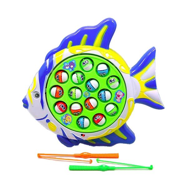 بازی آموزشی طرح ماهیگیری کد 9977